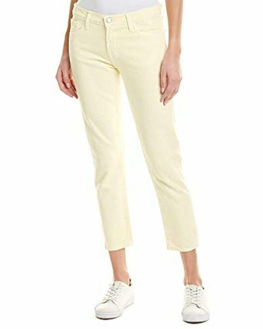 J Brand Sadey Butter Slim Straight Leg Size 24 MSRP: $198.00 image 2