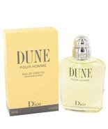 DUNE by Christian Dior Eau De Toilette Spray 3.4 oz For Men - $86.95