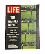 Life Magazine October 2 1964 John F Kennedy The Warren Report JFK 080719AME - $49.99