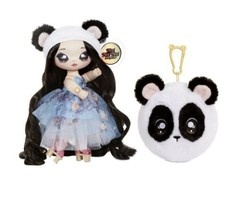 Na Na Na Surprise Series 4, 2 in 1 Fashion Doll & Plush Purse  - $18.69