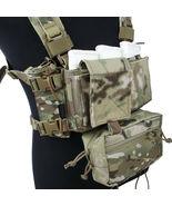 TMC Tactical Vest Modular Lightweight Chest Rig Full Set (Multicam) TMC3115-MC - $119.99