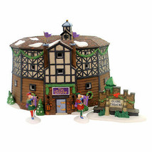 DEPARTMENT 56 OLD GLOBE THEATRE DICKENS VILLAGE HERITAGE COLLECTION 5850... - $134.99