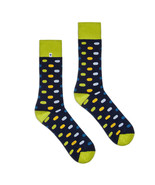 Long Dots Socks - $8.40