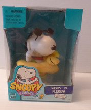 Vintage Hasbro SNOOPY & Friends WORLD FAMOUS FLORIDA Figure Peanuts 1999 - $19.60