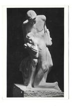 Heinrich Zita Heimkehr Homecoming Nude Sculpture RPPC Karl Kuhne 4X6 Pos... - $9.95