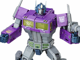 Transformers Masterpiece Shattered Glass Optimus Prime, New, Sealed - $187.86