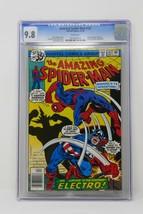 Marvel Comics 1978 Amazing Spider-Man #187 CGC 9.8 Near Mint/Mint  - $474.99