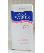 Avon Foot Works Electronic Callus Remover New in Box  - $18.81