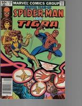 Marvel Team-Up #125 (Marvel, 1983) VF+ - $3.96