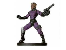 Zabrak Fringer 55 Wizards Of The Coast Star Wars Miniature - $1.59