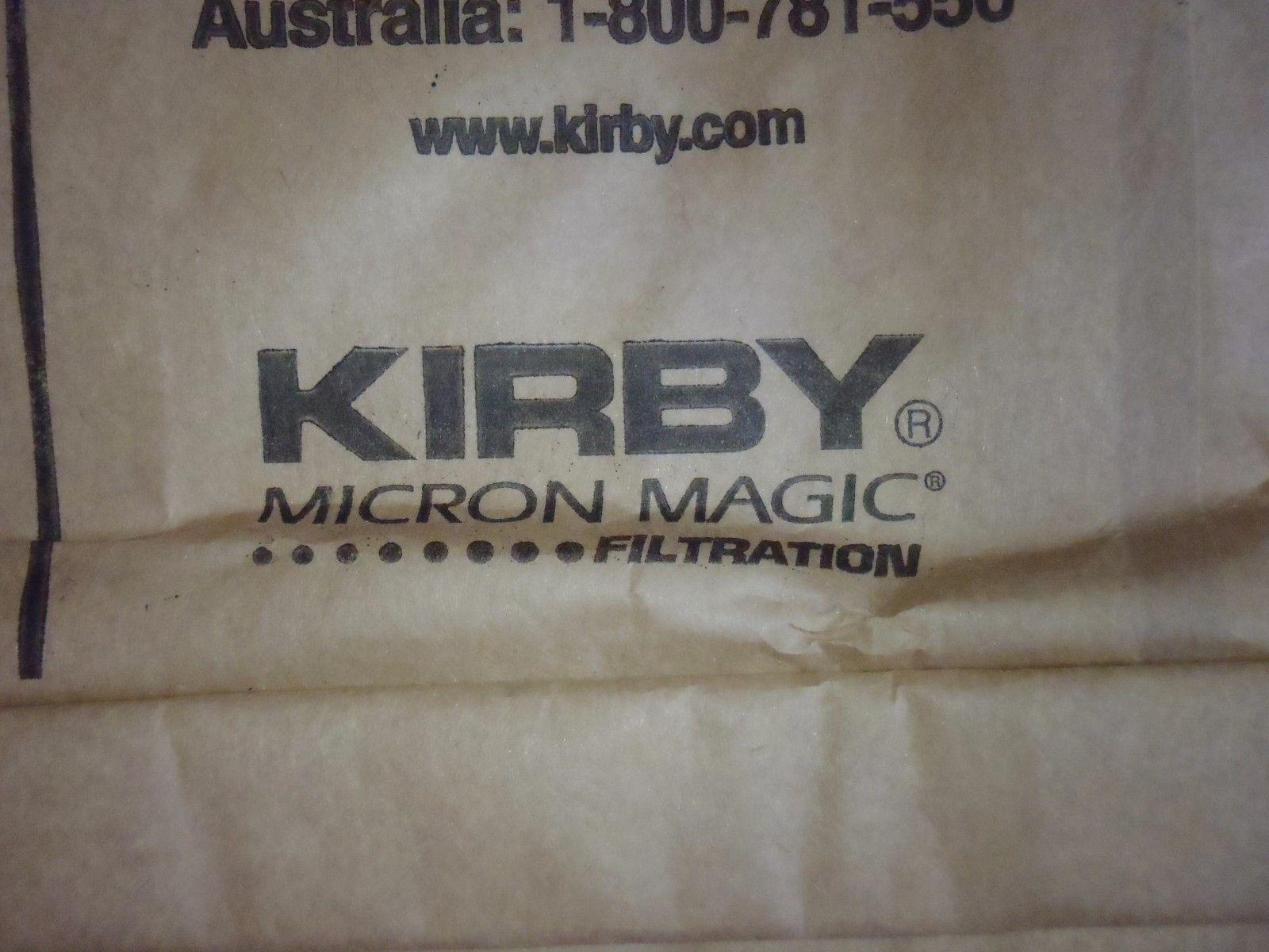 F-Style 10 Sacs à poussière micro étoffe pour Kirby Ultimate