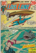 Superman's Girlfriend Lois Lane #127 ORIGINAL Vintage 1972 DC Comics GGA - $39.59