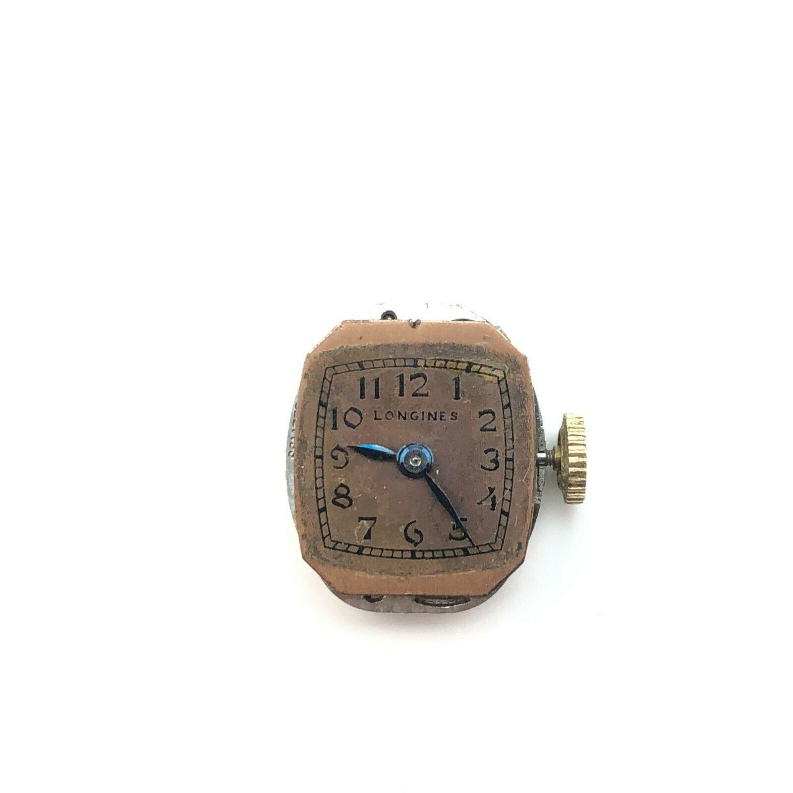 Vintage Longines 17 Jewel ladies wristwatch movement 4LL - $29.69