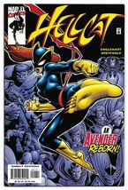 2000 Hellcat Comic #1 from Marvel Comics An Avenger Reborn - £7.39 GBP