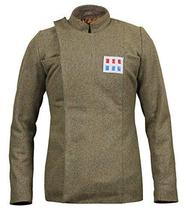 Mens Star Wars Galactic Empire Imperial Officer Uniform Wool Costume Jacket image 1