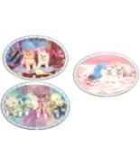 Prima Ballerinas Kitten Collector Plate Danbury Mint David Belda Cats Kitty - $49.95+