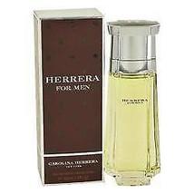 Carolina Herrera Cologne  By Carolina Herrera for Men 3.4 oz Eau De Toil... - $55.95