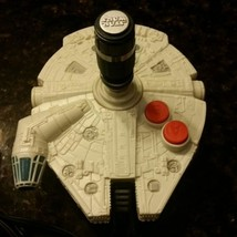 2006 Star Wars Millenium Falcon Plug N Play TV Video Game Joystick Jakks Pacific - $18.59