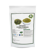 R V Essential Organic Henna Powder 200gm Lawsonia Inermis USDA Certified... - $14.99