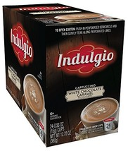 Indulgio Cappuccino Brewers Chocolate Caramel - $17.84