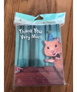 American Greetings 20 Count Thank-You Nots Blank Inside  Ships N 24h - $5.93