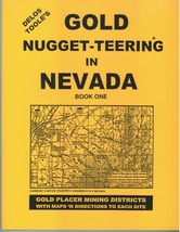 Gold Nugget-Teering in Nevada - $22.95