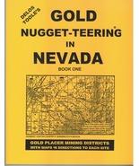 Gold Nugget-Teering in Nevada - $22.95