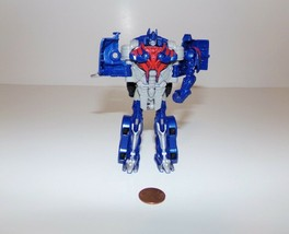 "Uncommon Rare Transformers Optimus Prime Action Figure 4.5"" Hasbro Tomy ... - $8.90"