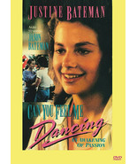 CAN YOU FEEL ME DANCING  Justine Bateman  Max Gail  T.V Movie  ALL REGIO... - $16.90