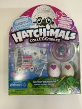 Hatchimals CollEGGtibles Hatchy Hangouts Polar Paradise Walmart New - $15.83