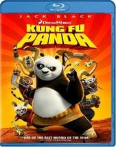 Kung Fu Panda (+ BD-Live) [Blu-ray] (2008) New