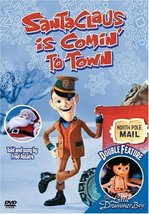 Santa Claus Is Comin' to Town/The Little Drummer Boy (1970) DVD