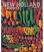 New Holland News Magazine July/August 2001 - $1.75