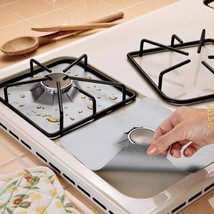 Reusable Stovetop Burner Protector Liner Cover Clean Stoves Kitchen Tool... - $9.89