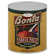 Bonita Fancy Tomato Paste 6.15 lbs Can - $15.75