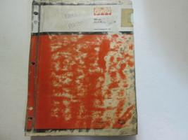 Scatola Modello 1170 Agricolutra King Trattore Parti Catalog B1140 Manuale - $27.67