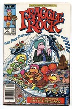 Fraggle Rock #1 1986-First Issue-Marvel / Star Comic Book - $25.22