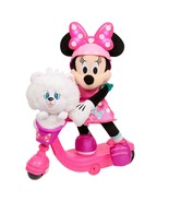 Minnie's Happy Helpers Sing & Spin Scooter Minnie Plus - $65.00