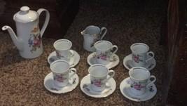 JLMENAU Graf Von Henneberg, Germany, Porcelain Tea Set - $54.23