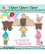 Your My Treasures Tolls Clipart - $1.35
