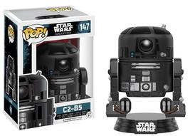 Star Wars Rogue One C2-B5 Droid Vinyl Pop Figure Toy #147 Funko New Mint In Box - $8.79