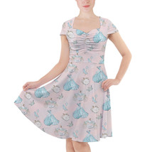 Almost Midnight Cinderella Inspired Sweetheart Midi Dress - $44.99+