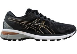 Asics Running GT-2000 8 Shoes Black Rose Gold Womens Size 8.5 Fast Shipping! - $93.10