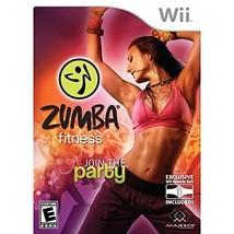 Zumba Fitness (Nintendo Wii, 2010) - $8.50