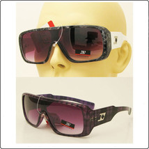 Nuevo Dxtreme Protector Gafas de Sol Moda Hombre Mujer Multicolor Marco Variado - $6.94