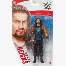 WWE Wrestling Series 117 Roman Reigns Action Figure NEW IN BOX - $19.78