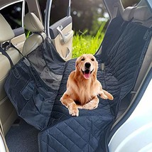 Dog Car Seat Back Seat Car Seat Covers for Pets Dog Car Seat Covers Hammock &Scr