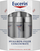 Eucerin Hylaron filler serum 6x5ml Anti Age Anti Wrinkle 30ml total - $49.49