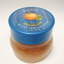 1 Bath & Body Works Spiced Pumpkin Cider With Pure Honey Body Scrub 8 oz... - £12.95 GBP