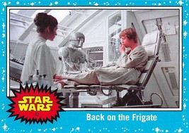 2017 Star Wars Journey To The Last Jedi #32 Back On The Frigate - €0,86 EUR